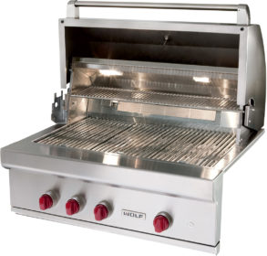 ICBOG36 outdoor grill