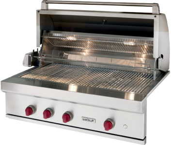Product ICBOG42 outdoor grill