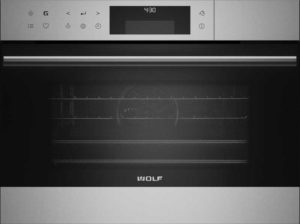 ICBCSO24TESTH Combi-stoomoven E-Serie Transitional