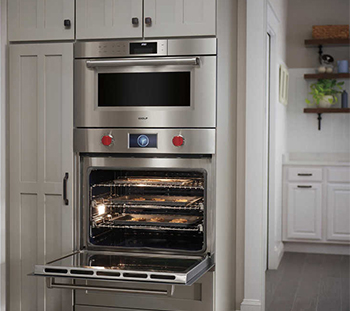 wolf M-serie ovens